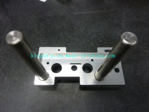CNC Turned Machining Anodized Aluminum 7075-T6 Custom Parts pictures & photos