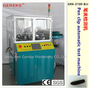 Pen Clip Automatic Test Machine pictures & photos