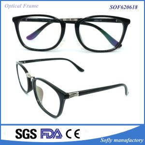 Fancy Women Best Selling Fashion Eyeglass Tr90 Optical Frame pictures & photos