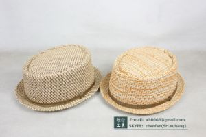 Paper Straw Hat (XH-PA2142) pictures & photos