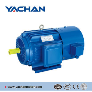 CE Approved Yvf2 Series Frequency Converter Velocity Modulation Three Phase Induction Electric Motor pictures & photos