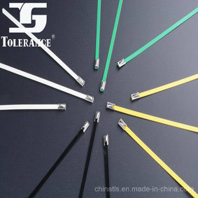Self Locking Stainless Steel Cable Ties in Cable Accessories