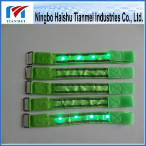 Manufacturer Luminous Wrist Strap, Reflective Wrist Strap pictures & photos