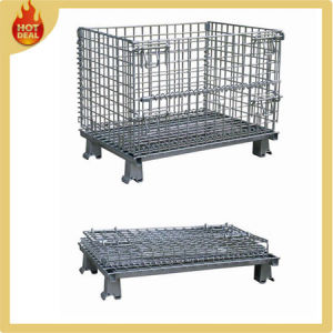 Stainless Steel Storage Wire Mesh Container Basket pictures & photos