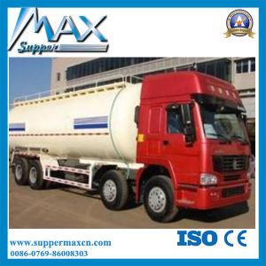 8X4 HOWO 40cbm Bulk Cement Power Tank Truck pictures & photos