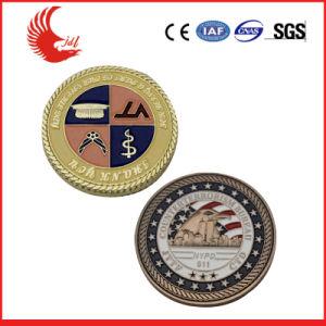 Cheap Custom Coins Silver Plating Europe Souvenir Coin pictures & photos