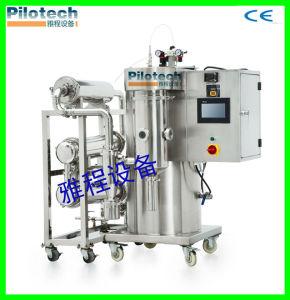 Hot Pilot Solvent Liquid to Powder Spray Dryer Machine pictures & photos