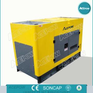 Single Phase Three Phase Isuzu Diesel Generator 10kVA to 40kVA pictures & photos