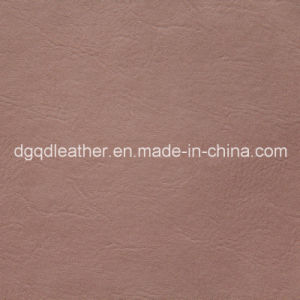 High Quality Semi-PU Furniture Leather (QDL-51061) pictures & photos