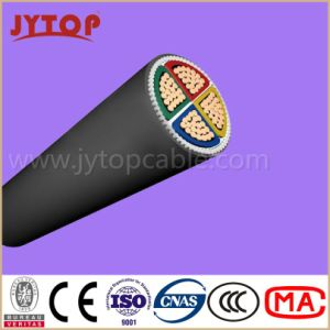 4 Core 120mm Copper or Aluminum XLPE Insulated Armoured Power Cable pictures & photos
