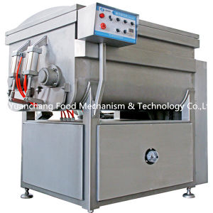 2 Shalf Vacuum Meat Mixing Machine pictures & photos