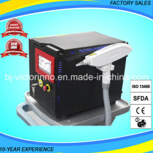 Black Face Doll Treatment Machine ND YAG Laser pictures & photos
