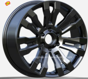 2016 New Design  17/18/19/20 Inch Alloy Wheel for Japan Cars pictures & photos