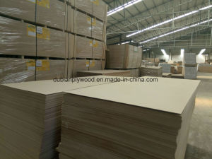 Plain MDF/Melamine MDF/Fancy MDF/ Decorative MDF pictures & photos