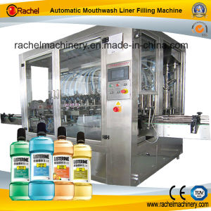 Automatic Mouthwash Filling Liner Machine pictures & photos