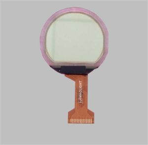 1.07′′ Rould OLED Display Module Display Circle Smart Watch Circular pictures & photos