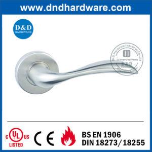 European Door Handle with Escutcheon pictures & photos