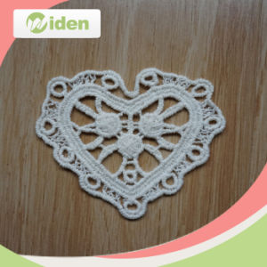 Trial Order Acceptable Geometric Floral Pattern Embroidery Patch pictures & photos