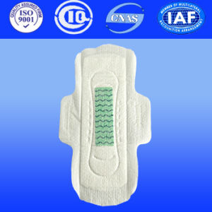 Daytime Anion Sanitary Napkin with Excellent Absorbent (A140) pictures & photos