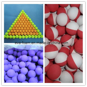 "Available in 3"" & 4"" Size Single EVA Foam Balls"