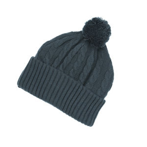 Custom Knit Jacquard Beanie Hat pictures & photos