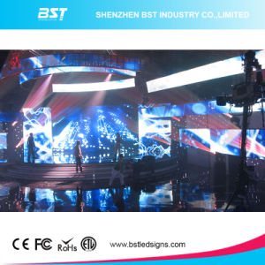 Lightweight P3mm Black LEDs Indoor Rental LED Display Screen pictures & photos