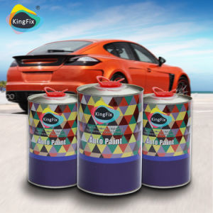 High Concentration Two Component Clearcoat Auto Paints pictures & photos