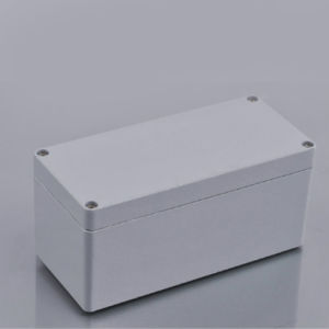 China Manufacturer Enclosure Waterproof Aluminum Die Casting Moulding pictures & photos