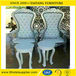 China King Queen Style Classic King Chair Manufacturer pictures & photos