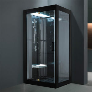 Monalisa Computerized Touch Panel Steam Room Shower Cabinet (M-8281) pictures & photos