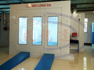 Wld-8200 High Quality Car Paint Spray Booth/ Baking Oven/Painting Oven pictures & photos