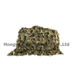 Camouflage Net with Rope Selvedge, Desert Color Camo Net (HY-C010) pictures & photos