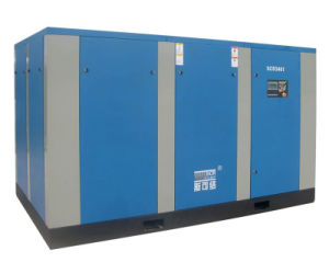 Direct Driven Rotary/Screw Air Compressor (SCR300II Series) pictures & photos