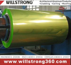PVDF Coating Aluminum Coil in Metalic Color pictures & photos