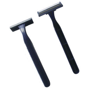 Twin Blade Disposable Razor (KD-52003L) pictures & photos