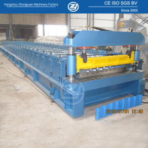 Metal Roof Roll Forming Machine pictures & photos