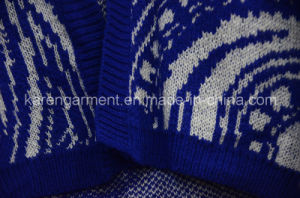 Ladies Knitted Cardigan Sweater Vintage Clothing pictures & photos