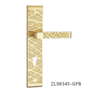 Zinc Alloy Handles (ZL98345-GPB) pictures & photos