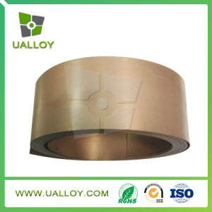 Manganin Alloy Strip 6j8 for Resistor pictures & photos