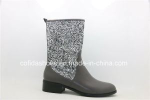 Winter New Style Ankle Boots for Fashion Lady pictures & photos