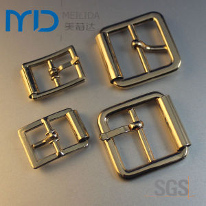 Fashion Pin Tube Buckle for Shoes Bags and Belt pictures & photos