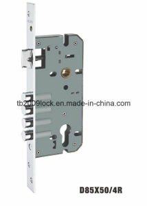 High Security Mortise Lock Body (8550-4R) pictures & photos