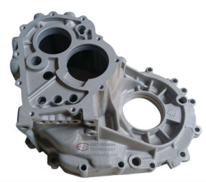 OEM Metal Die Casting for Motorcycle Gear Box