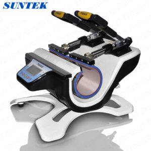 Double-Station Mug Sublimation Printing Heat Transfer Machine St-210 pictures & photos