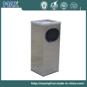Ash Waste Collection Receptacles Cigarette Bins pictures & photos