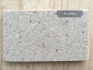 China Big Factory Single Color Artificial Quartz Stone Countertops pictures & photos