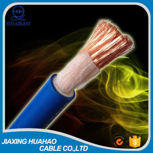 70mm2 Blue PVC Sheath Welding Cable with SGS Approved pictures & photos