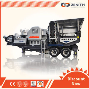 Zenith Mining Equipment Mobile Rock Crusher with Capacity 40-800tph pictures & photos