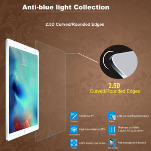 2016 Ultra Clear Tempered Glass Film Screen Protector for iPad pictures & photos
