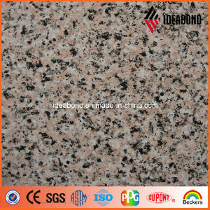 Special Series Polyester & PVDF Coating Granite and Stone Look ACP pictures & photos